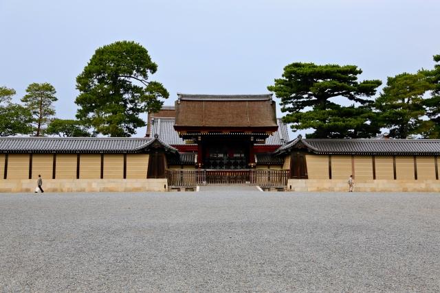京都御所_建礼門
